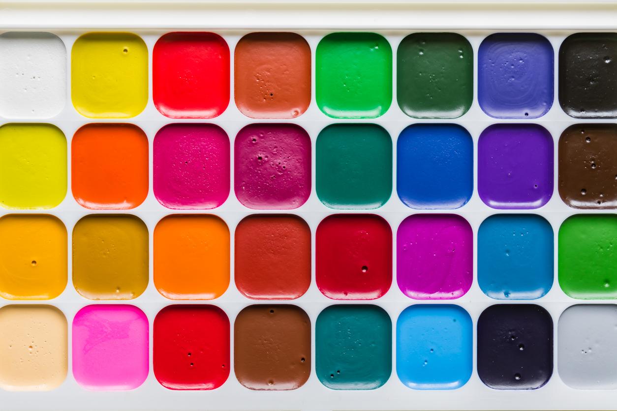 カラーパレット
