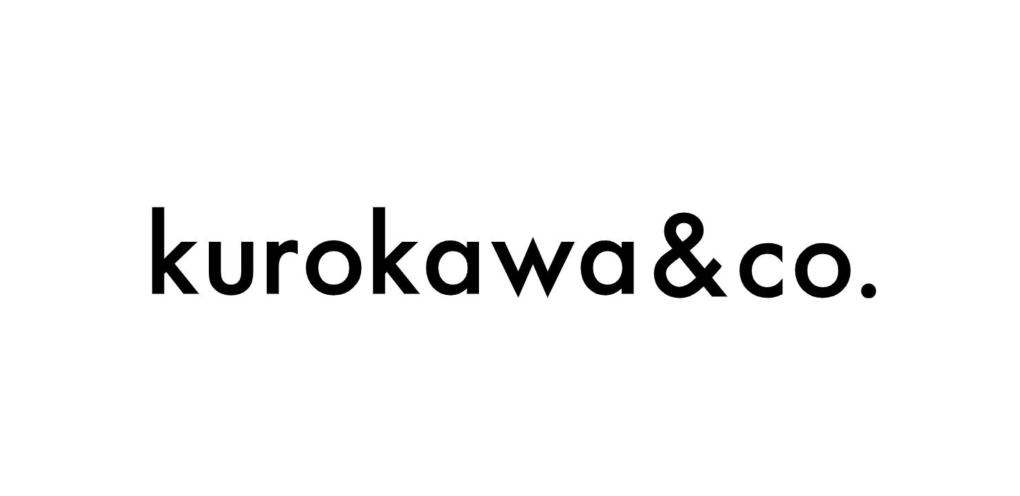 K.K.kurokawa&co.ロゴ