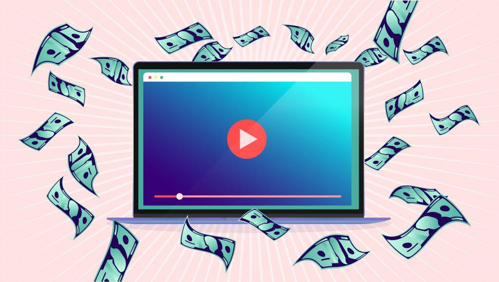 動画マーケティングで経済を回す